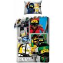 LEGO Ninjago Leinen 140 x 200 cm, 70 x 90 cm