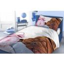 Perro, The Dog ropa de cama 140 x 200 cm, 70 x 90
