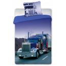 Truck bed linen 140 × 200 cm, 70 × 90 cm