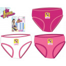 Kid's underwear, panties Disney Soy Luna