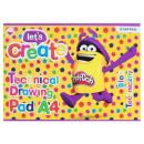 Szkicownik Play-Doh A/4, szkicownik 10 arkuszy rys
