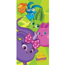 Sunny Bunnies bath towel, beach towel