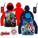 giacca a vento foderato Avengers , The Avengers 4-