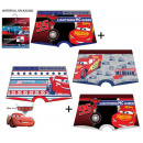 DisneyCars , Kids' boxer shorts 2 pieces / pac