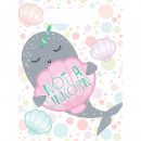 Narwhal Gift Bag with 8 pieces