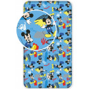 Fitted SheetDisneyMickey 90 * 200 cm