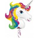 Großhandel Geschenkartikel & Papeterie: Unicorn Folienballon 83 cm