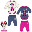 Baby Trousers + Body Set for Disney Minnie 6-24 Mo