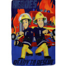 Fleece DuvertFireman Sam , Sam the firefighter 100