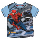 wholesale Licensed Products: Spiderman kid in short t-shirt, top 2-7 years