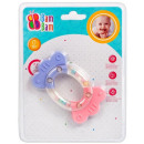 Baby candy chew + rattle