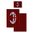 Ágyneműhuzat AC Milan  140×200cm, 70×90 cm
