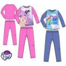 I bambini lungo pigiama My Little Pony anni 3-8
