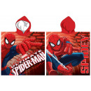 Spiderman, Spiderman beach towel poncho