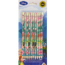 wholesale Licensed Products: Colored pencil with 10 pieces of Disney frozen , I