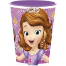 Disney Sofia, Sofia, glass, plastic 260 ml