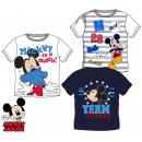 mayorista Artículos con licencia: Camiseta de los niños, los mejores Disney Mickey a