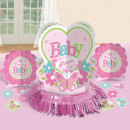 Welcome Baby Table Decoration Set