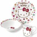 porcelaine pour enfants vaisselle Hello Kitty