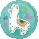 Llama, Láma Foil balloons 43 cm