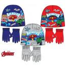 Vengeance Kid's Hat + Gloves Set