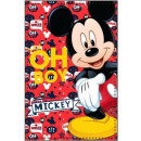 Teddy Duvert Disney Mickey 100 * 150cm