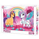 wholesale Toys:Unicorn puzzle 50 pcs