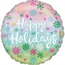 Balony foliowe Happy Holiday 43 cm