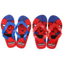 wholesale Childrens & Baby Clothing: Spiderman Kids Slippers, Flip-Flop 24-34