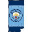 Manchester City FC bath towel, beach towel