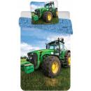 Traktor, Traktor Pościel dla dzieci 100 × 135 cm