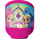 Night lamp, night light Shimmer and Shine