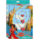 Disney Elena of Avalor necklace, bracelet, ring