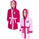 Kids Terry 100% coton Gown Disney frozen