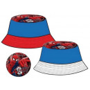 Spiderman, Spiderman hat, fishing hat 52-54cm