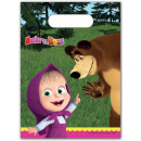 Masha and the Bear Gift Bag 6 pcs