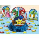 Zestaw dekoracji stołu Super Mario składający się