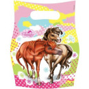 Confezione regalo equestre, The Horses con 6 pezzi