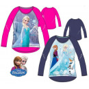 Langes T-Shirt für Kinder, Top Disney frozen , Ice