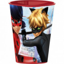 wholesale Houshold & Kitchen: Miraculous Ladybug  glass, plastic 260 ml