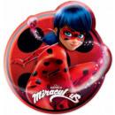 Coussin Miraculous Ladybug