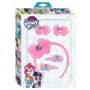 My Little Pony hair clip, hair strap set
