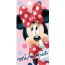 Disney Minnie fürdőlepedő, strand törölköző 70*140