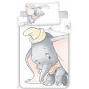 Disney Narzuta na pościel dla dzieci Dumbo 100 × 1
