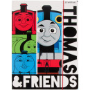 Thomas and friends A / 4 rubber folder