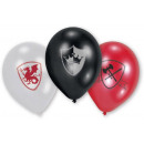 Palloncini, palloncini cavalieri, palloncini 6 pz