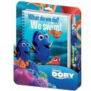 hurtownia Produkty licencyjne: Diary & Pen Disney Nemo i Dory