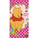 Disney Winnie the Pooh bath towel, towel