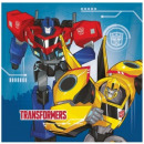 Transformers napkin 20 pieces