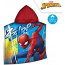groothandel Home & Living: Spiderman , Spiderman handdoek poncho 60 * 120cm